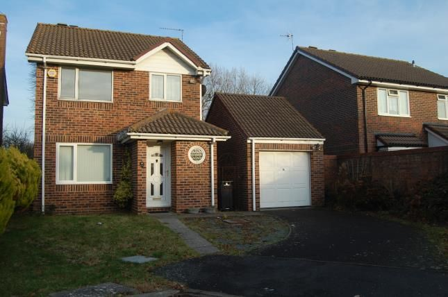 Thumbnail Detached house for sale in Hambleton Close, Eastbourne, East Sussex