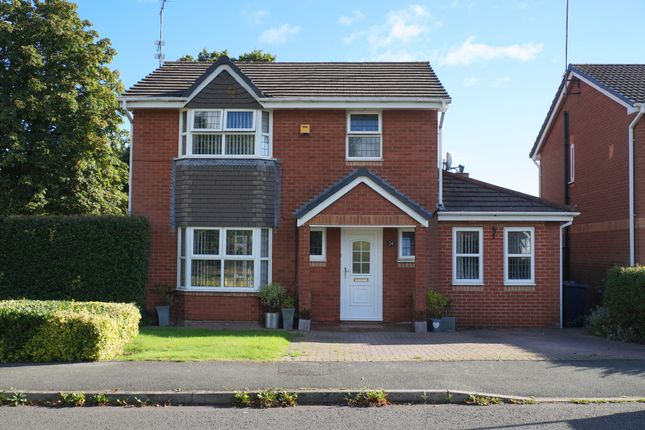 3 bed detached house for sale in Foxall Way, Great Sutton, Ellesmere Port