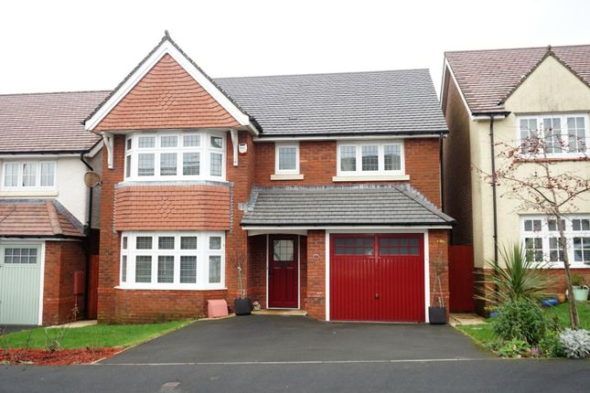 Thumbnail Detached house for sale in Clos Maes Rhedyn, Llanelli