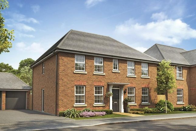 """Thumbnail Detached house for sale in """"Chelworth"""" at St. Benedicts Way, Ryhope, Sunderland"""