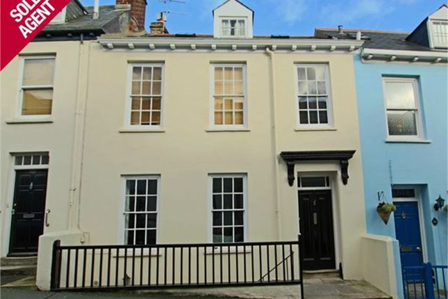 Thumbnail Terraced House For Sale In Victoria Road St Peter Port Guernsey
