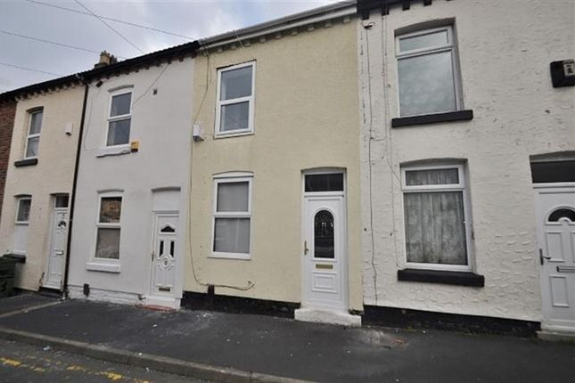 Thumbnail Terraced house for sale in Grange Place, Birkenhead