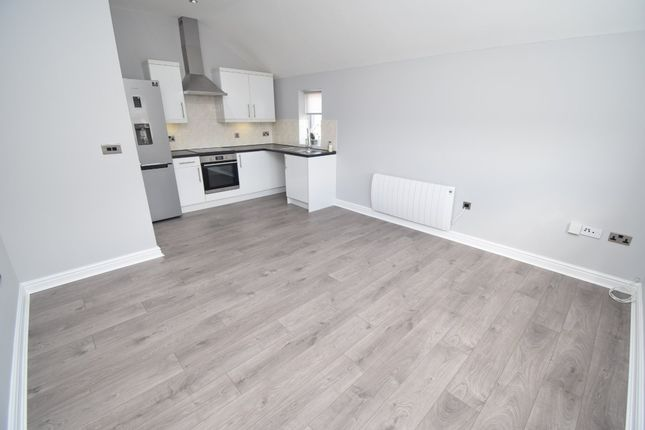 Thumbnail Flat to rent in Dominic Building, Twitch Hill, Horbury