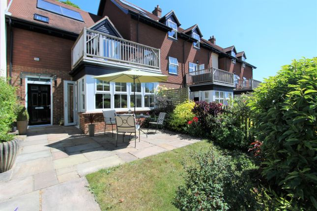 Thumbnail Terraced house for sale in Merritts Meadow, Petersfield, Hampshire