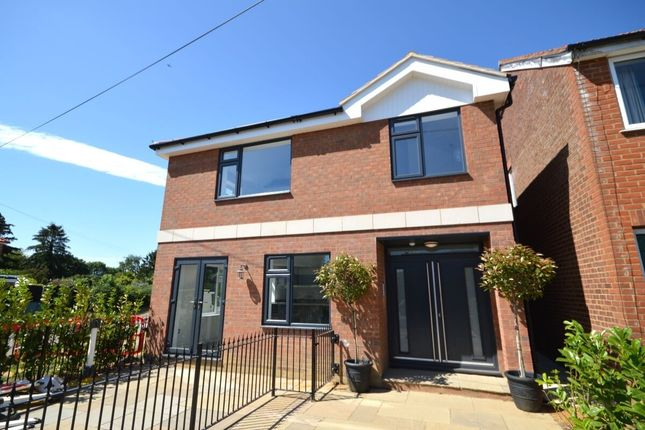 Thumbnail Flat to rent in Fairview Road, Stevenage