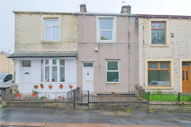 Thumbnail Terraced house to rent in Charter Street, Accrington