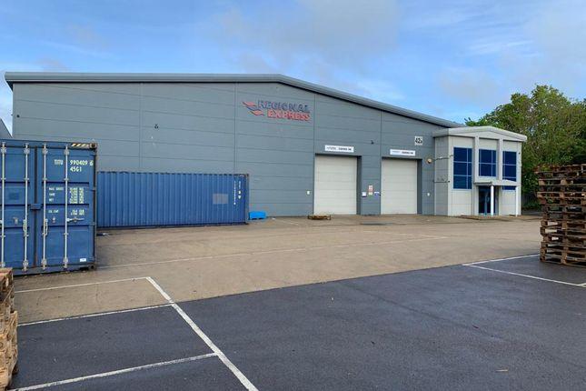 Thumbnail Warehouse to let in Oriana Way, Nursling Industrial Estate, Southampton