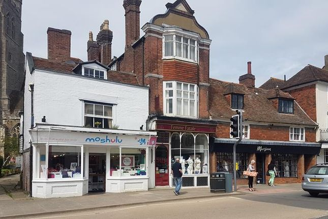 Thumbnail Retail premises to let in High Street, Tenterden, Kent