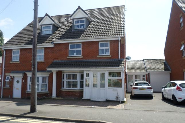 Thumbnail Semi-detached house for sale in Brasshouse Lane, Smethwick