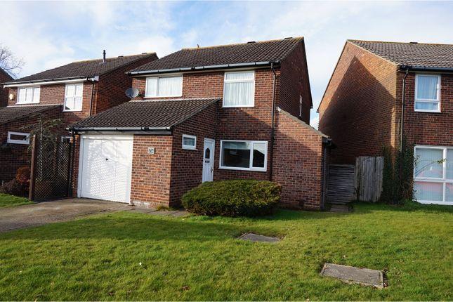 Thumbnail Detached house for sale in Cuckoo Lane, Fareham