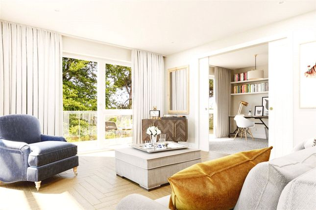 Thumbnail Flat for sale in Winchester Holts, Sarum Road, Winchester