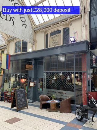 Thumbnail Restaurant/cafe for sale in Grand Arcade, Leeds