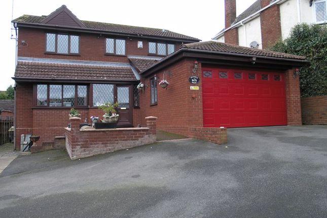 Thumbnail Detached house for sale in Halesowen, Drews Holloway, Sheridan House