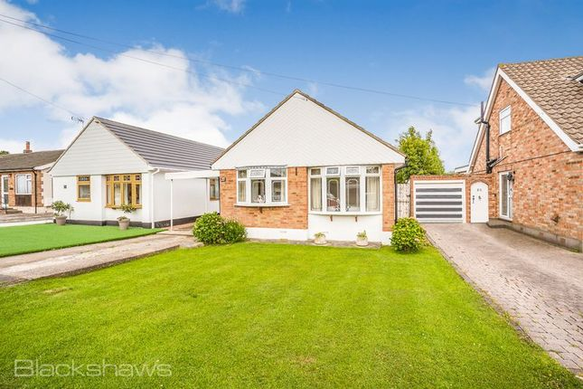 2 bed detached bungalow for sale in Leamington Road, Hockley