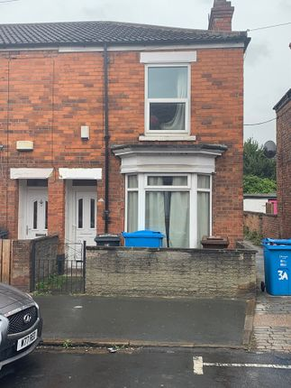 Thumbnail End terrace house for sale in Edgecombe Street, Hull