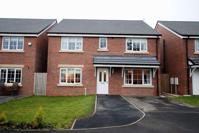Thumbnail Detached house for sale in Hawkins Way, South Shore, Blyth