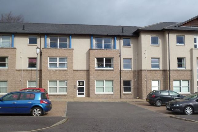 Thumbnail Flat for sale in Bishops Park, Inverness
