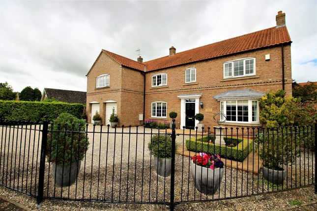Thumbnail Detached house for sale in Rosebery Wood, York