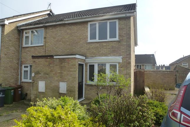 2 bed end terrace house for sale in East Street, Irchester, Wellingborough