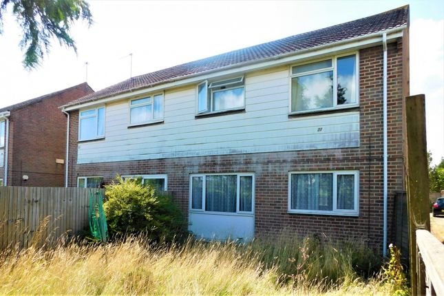 Thumbnail Flat for sale in Dawkins Road, Hamworthy, Poole, Dorset