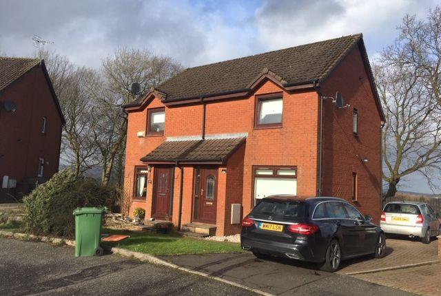 Thumbnail Town house to rent in Glenbuck Avenue, Robroyston, Glasgow
