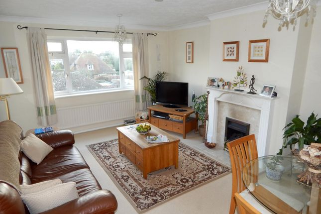 Living Room of Downlands Way, East Dean, Eastbourne BN20