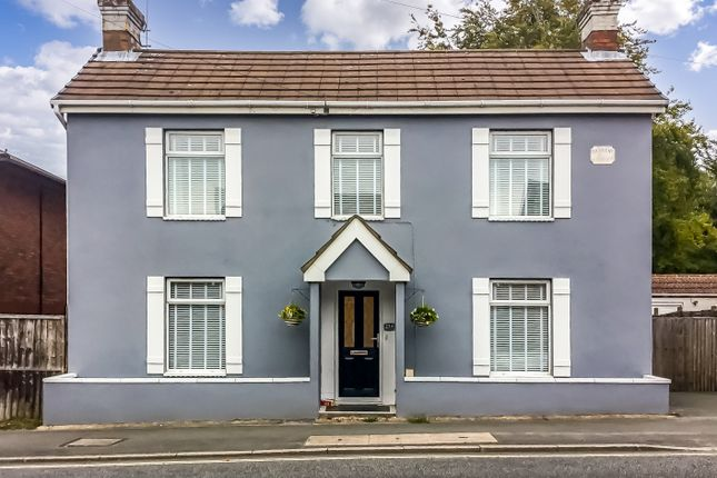 Thumbnail Detached house for sale in Bridge Road, Swanwick