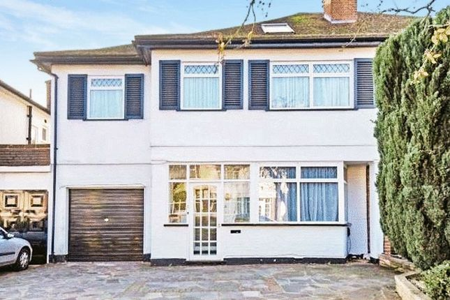 5 bed semi-detached house for sale in Cannonbury Avenue, Pinner, Middlesex