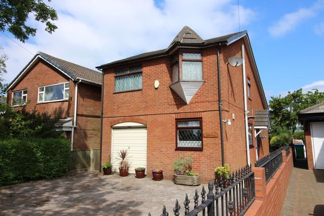 Thumbnail Detached house for sale in Bury Old Road, Heywood