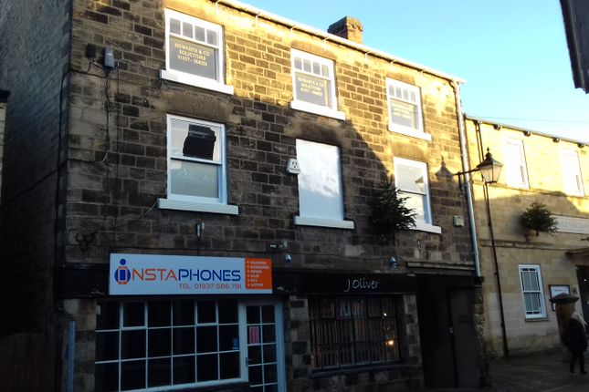 Office to let in Bank Street, Wetherby