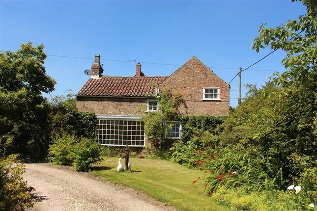 Thumbnail Farmhouse to rent in Claxton, York