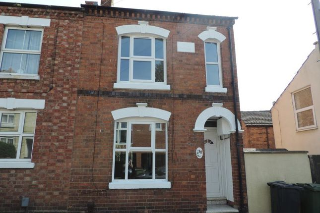 Thumbnail Terraced house to rent in Bakers Street, Wellingborough