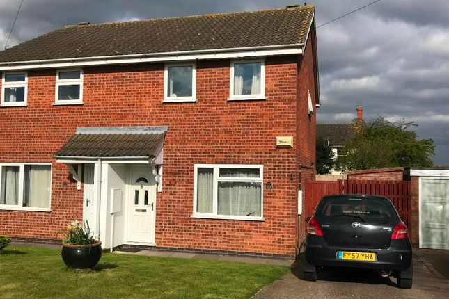 Thumbnail Semi-detached house to rent in Ripon Close, Grantham
