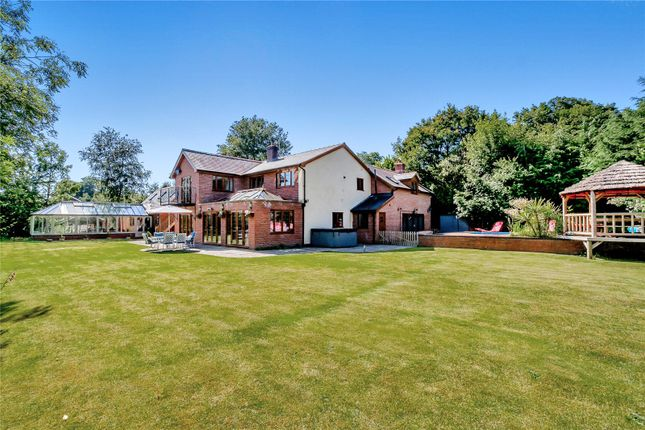 Thumbnail Detached house for sale in Mill Fields, Milford, Newtown, Powys