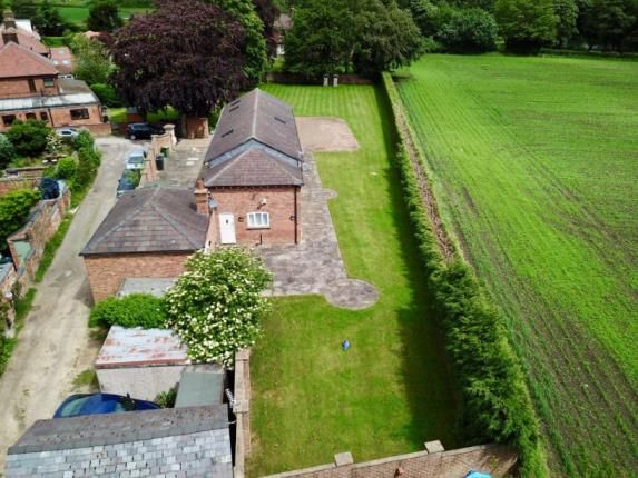 Thumbnail Detached house for sale in Gibb Hill, Antrobus, Northwich, Cheshire