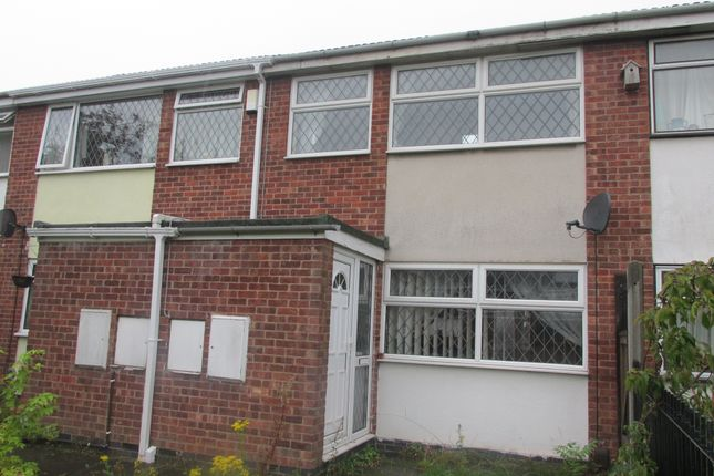 Thumbnail Terraced house to rent in Tarrant Walk, Coventry