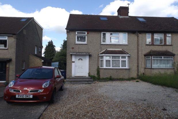 Thumbnail Property to rent in Headley Way, Headington, Oxford