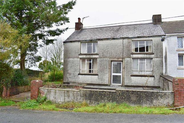 Thumbnail Semi-detached house for sale in Heol Yr Ysgol, Llanelli