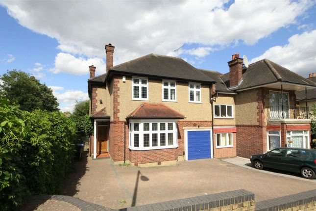 Thumbnail Semi-detached house for sale in Firs Lane, London