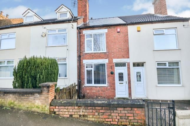 Front of Common Road, Huthwaite, Sutton-In-Ashfield, Nottinghamshire NG17