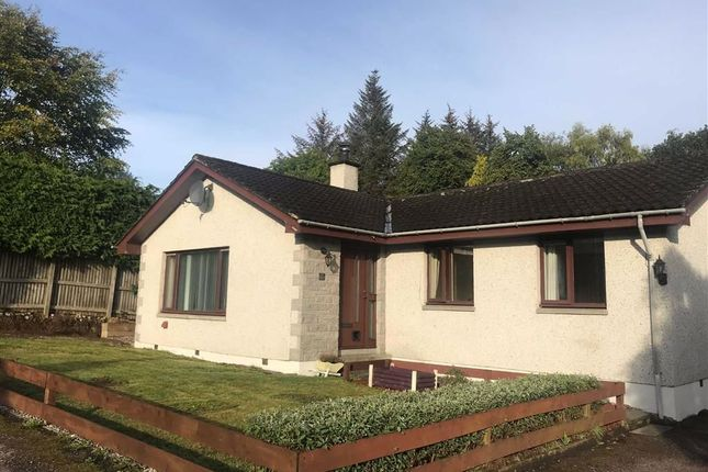 Thumbnail Cottage for sale in Blackmuir Wood, Strathpeffer, Ross-Shire