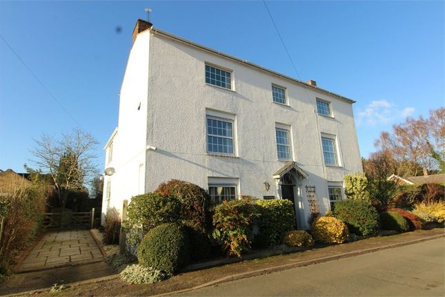 Thumbnail Detached house for sale in Brook Street, Walcote, Lutterworth