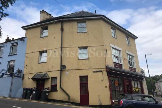 Thumbnail Flat to rent in High Street, Abersychan, Pontypool.