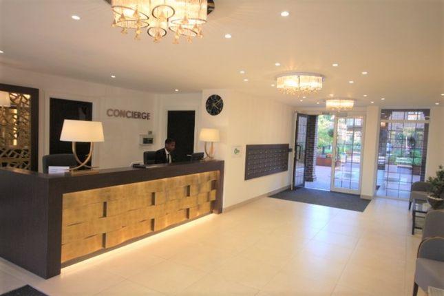 Thumbnail Flat to rent in Chandos Way, Golders Green, London