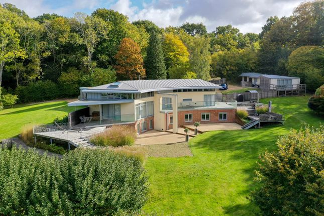 Thumbnail Detached house for sale in Linwood, Ringwood