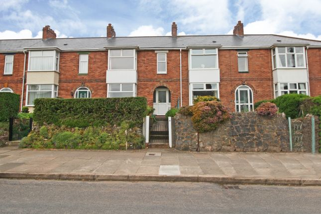 Thumbnail Terraced house to rent in Hamlin Lane, Exeter