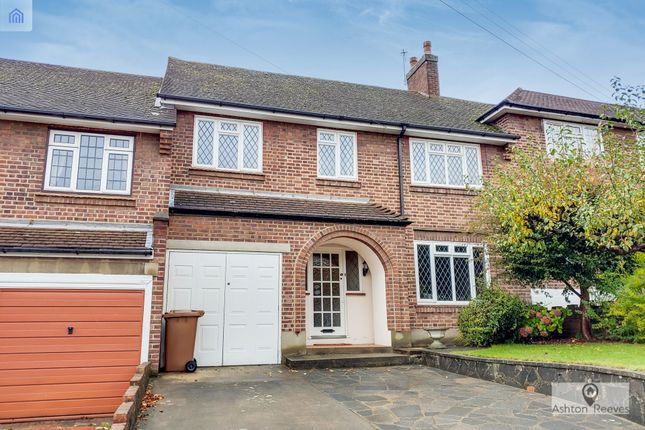 Thumbnail 5 bed terraced house for sale in Willow Close, Bexley