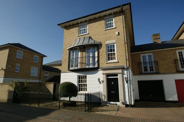 5 bed link-detached house for sale in Pewterers Avenue, Thorley, Bishop's Stortford