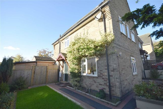 Thumbnail Semi-detached house for sale in The Leys, Little Eaton, Derby