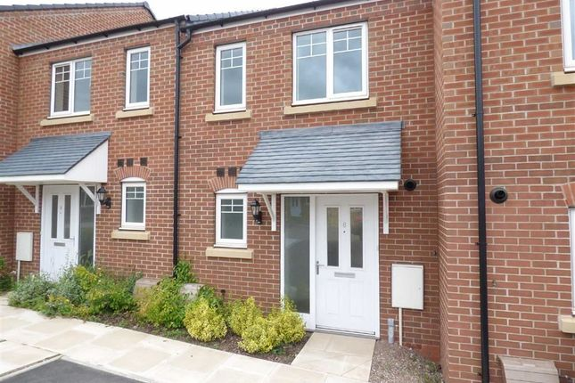 2 bed terraced house for sale in Elizabeth Gardens, Hixon, Stafford